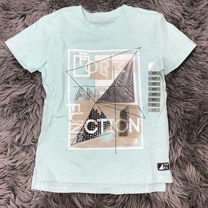 Manguun | Boy's T- shirt | Light Blue |